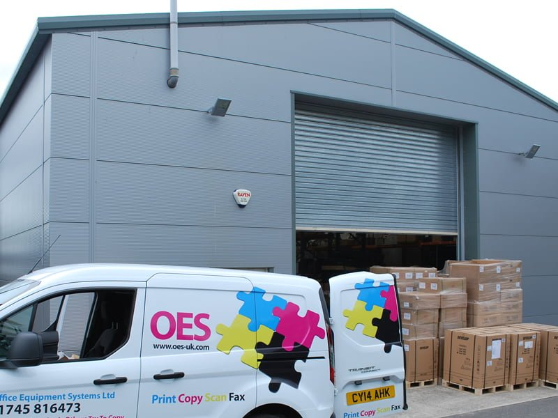 OES Secure Storage Facility