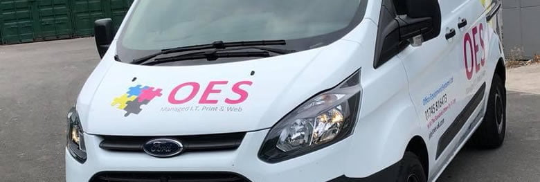 Latest addition to the OES fleet
