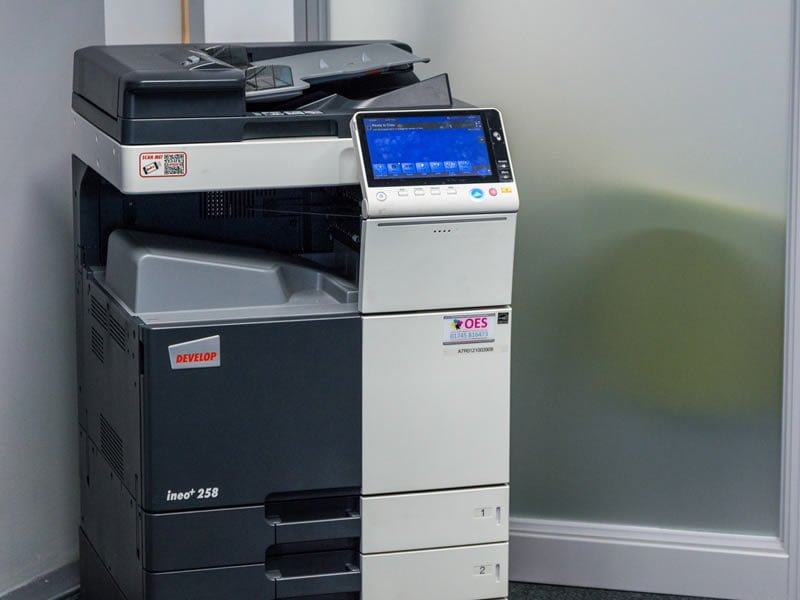Develop A3 Photocopier