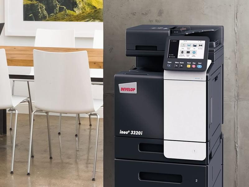 A4 Develop Photocopier