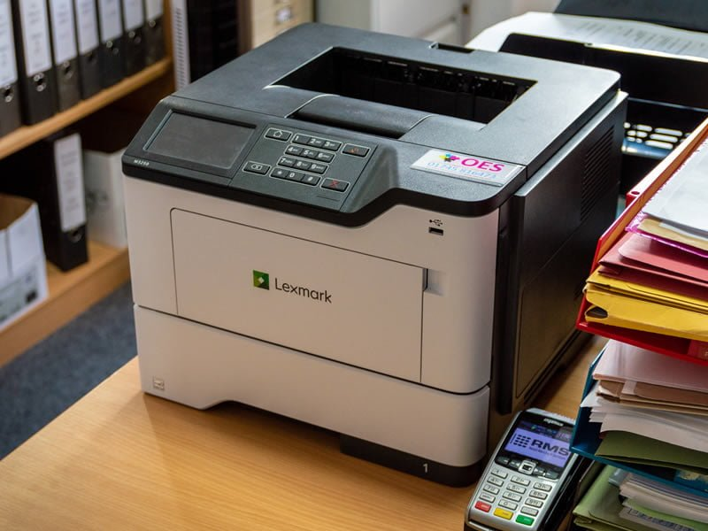A4 Lexmark Photocopier