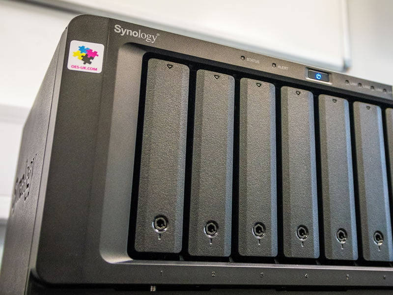 OES Synology device